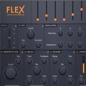 FL STUDIO ADDS NEW SYNTH IN FREE UPDATE  FLEX is a new